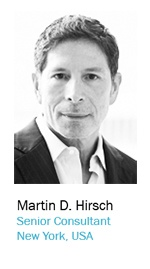Internal communications expert Martin Hirsch