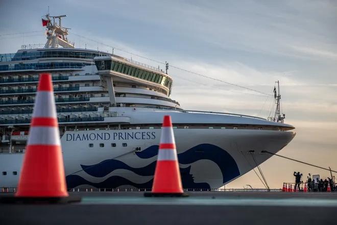 coronavirus crisis princess cruiseliness